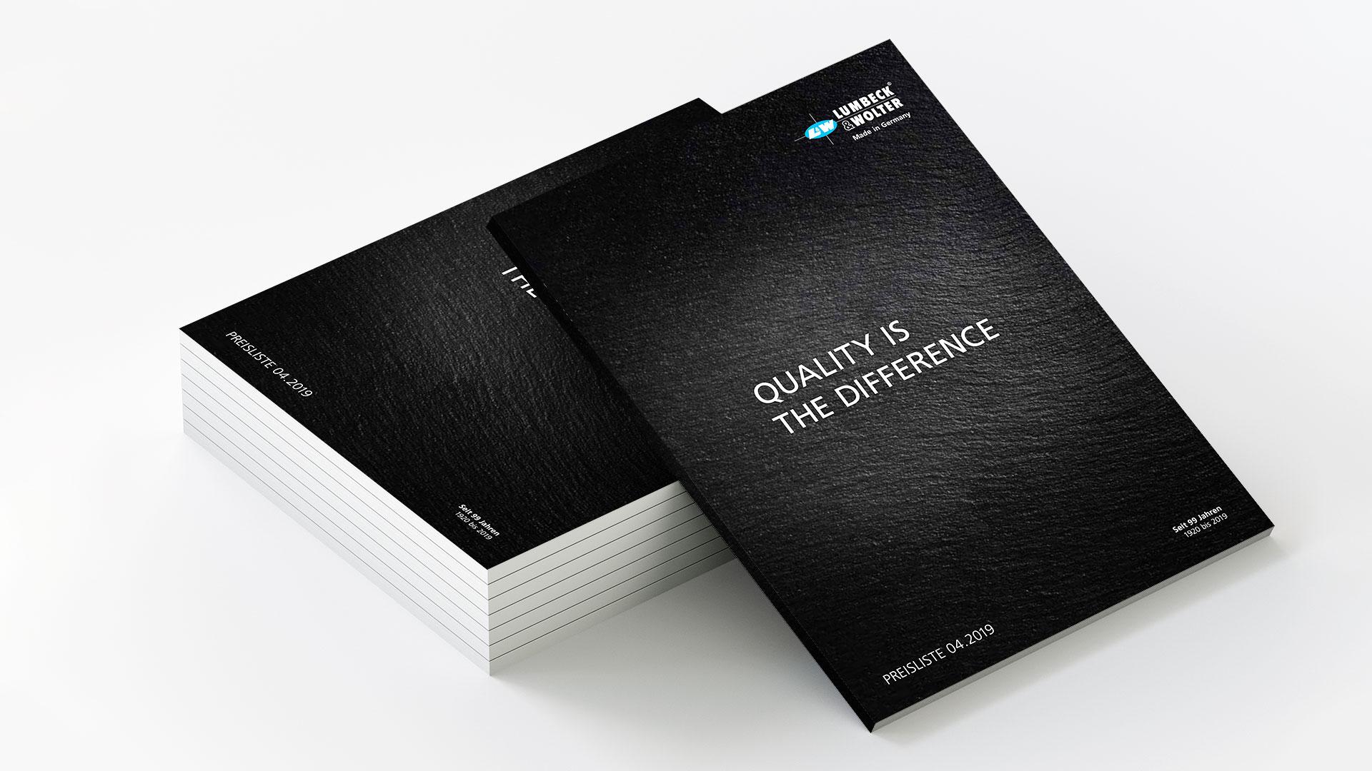 Katalog Lumbeck & Wolter