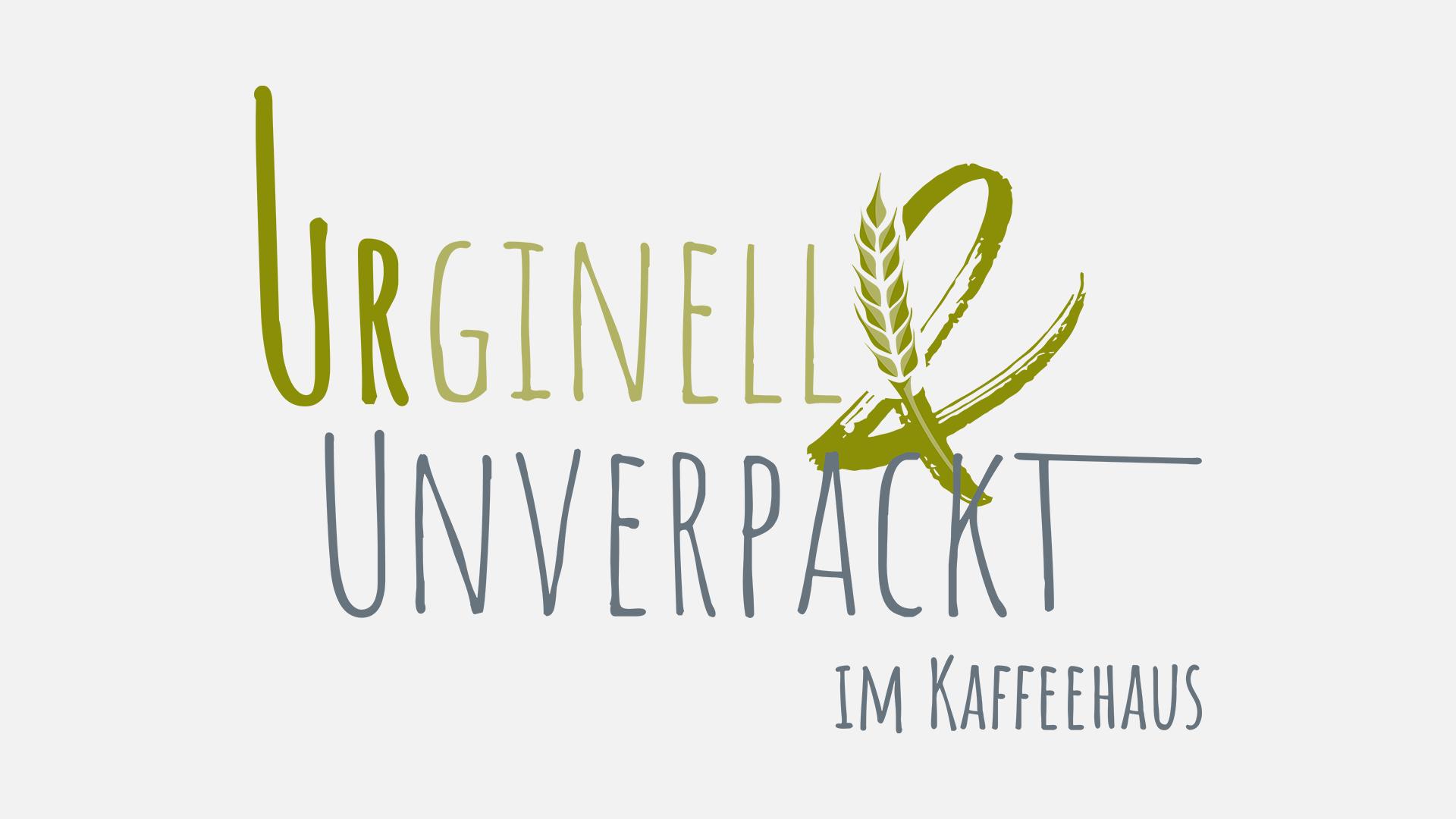 Logo Urginell & Unverpackt im Kaffeehaus, Remscheid