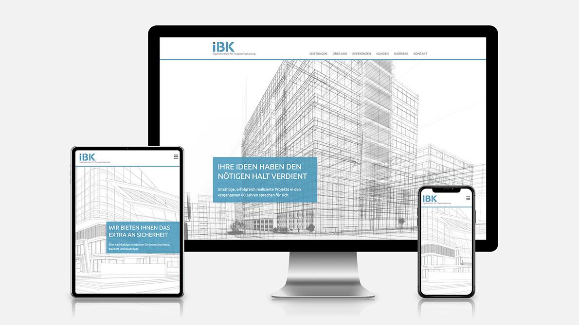 Webdesign IBK